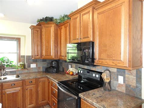 Kitchen Backsplashes For White Cabinets amity creek homes services