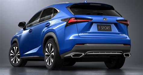 Best Compact Crossover 2018 by Lexus Nx Compact Crossover Gets Updated For 2018 Inside