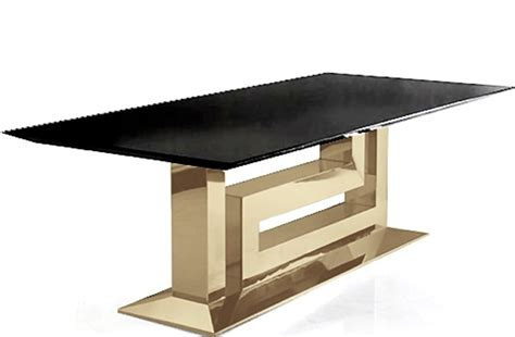Base Table Ls Australia by Greca Grand Dining Table Versace Home Australia