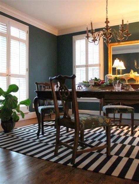 benjamin yorktowne green dining room