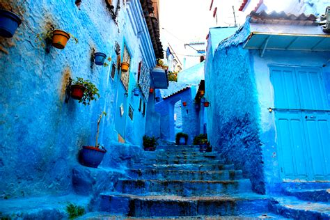 blue city in morocco tangier asilah chefchaouen morocco chluestudyabroad