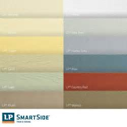 lp smart siding colors your builder or remodeler can lp smartside siding