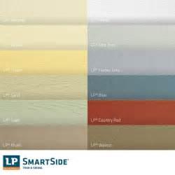 lp siding colors your builder or remodeler can lp smartside siding