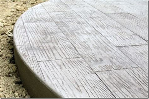 wood pattern sted concrete 17 best images about patios on pinterest design maureen