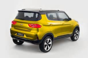Small Chevrolet Chevrolet Cars News Chevrolet Adra Small Suv For India