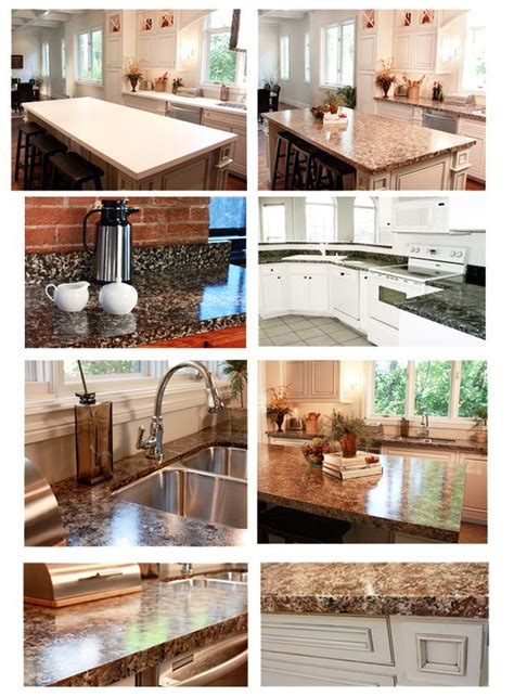 Faux Countertop Paint by 17 Best Ideas About Faux Granite On Faux