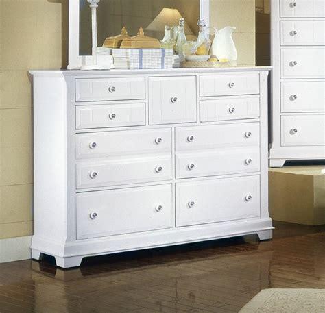 Cottage White Dresser by Cottage Collection Dresser Snow White Finish