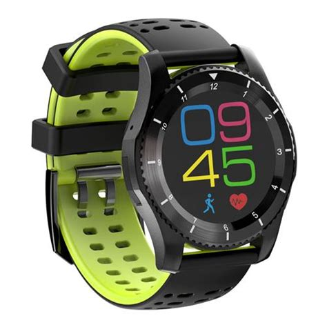 Smartwatch L1 Bluetooth 4 0 Mtk2502 Support Sim Card For Ios Android no 1 gs8 smartwatch black green