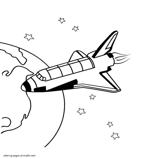 non printable space html outer space coloring pages