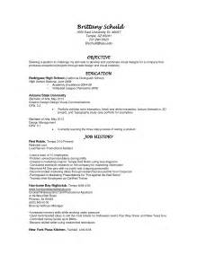 free exles of resumes sle resume records