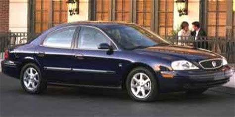 how to sell used cars 2001 mercury sable transmission control 2001 mercury sable values nadaguides