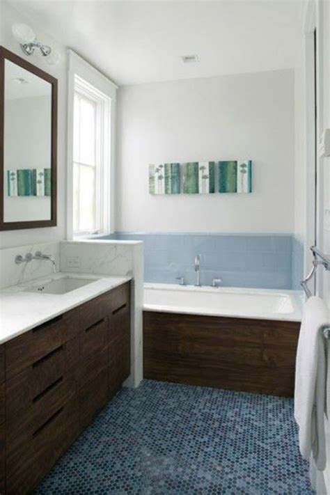 small blue bathroom ideas 37 dark blue bathroom floor tiles ideas and pictures