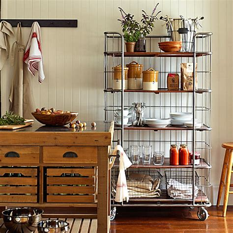 Kitchen Rack Ideas | cool kitchen storage ideas