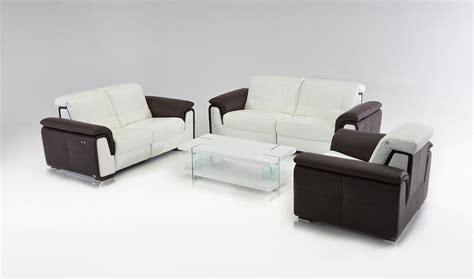 e9000 modern leather sofa set with electrical recliners