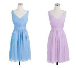 colored bridesmaid dresses j crew bridesmaid dresses for a vintage wedding rustic