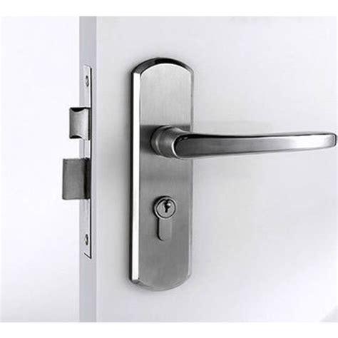 Schlage Door Knob Glass 1950 - stainless steel finish hardwyn stainless steel door lock