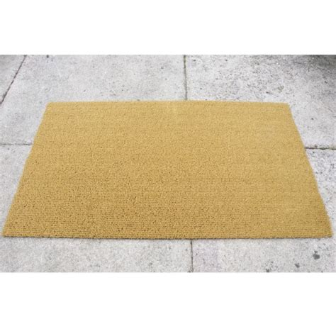 ultra thin synthetic coir matting makeanentrance