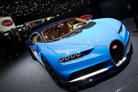 How Fast Is The Bugatti Chiron by Bugatti Chiron Fastest Priciest Most Powerful