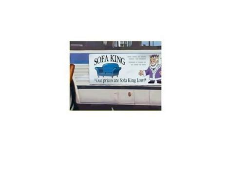 sofa king commercial sofa king advert sofa king advert banned 8 years after
