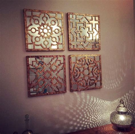 home interior pictures wall decor moroccan wall mirror sets doherty house moroccan wall