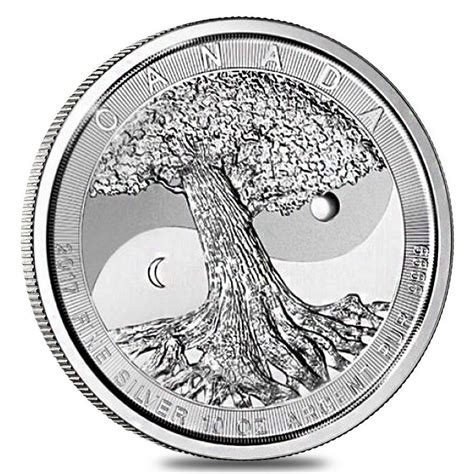 10 oz silver coin price 2017 10 oz silver canadian tree of 50 coin