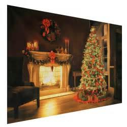 Fireplace Backdrops by 7x5ft Tree Fireplace Vinyl Photography Backdrops