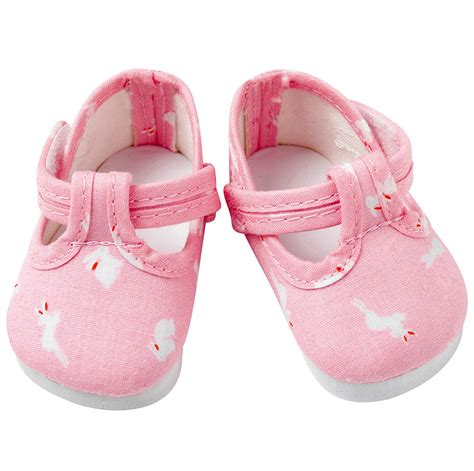 Bunny Shoes Baby pink bunny shoes by frilly all sizes available baby