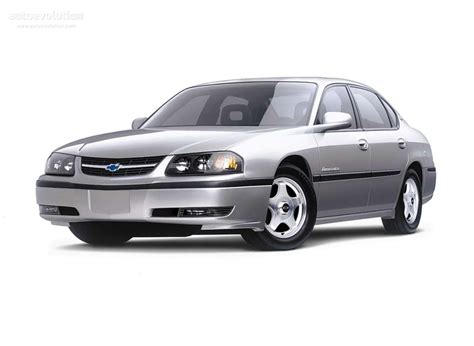 how it works cars 2005 chevrolet impala on board diagnostic system chevrolet impala specs 1999 2000 2001 2002 2003 2004 2005 autoevolution