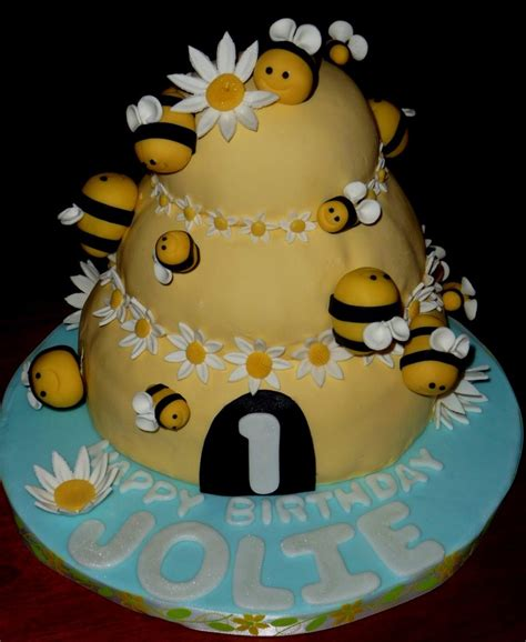 bumble bee birthday cakecentral