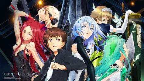 beatless my anime chokopuri ゚ beatless ゚