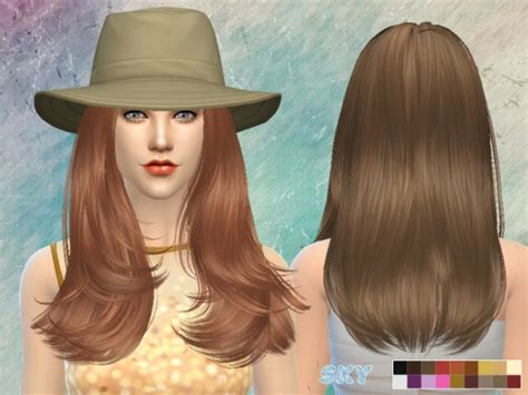 barbies stuffs hairstyles sims 4 hairs sims 4 hairs the sims resource hair 089 cassie hairstyle
