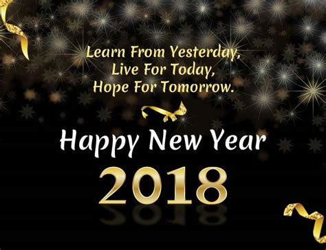 new year new notes 2018 happy new year 2018 wishes wishes sms images and