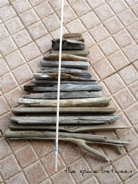 How To Make Home Decor Signs how to make a driftwood christmas tree