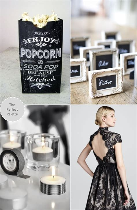 Black And White Wedding Decor by 107 Best Black White Weddings Images On