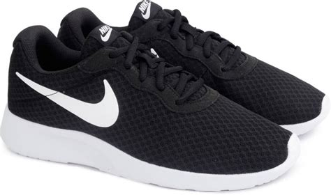 Nike Tanjun Original Bnwb Black White nike tanjun running shoes buy black white color nike