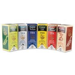 bigelow s tea variety pack 6 flavors 168ct box bigelow s tea