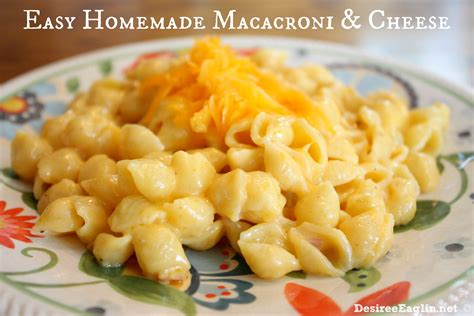 easy macaroni cheese easy homemade macaroni and cheese recipe dishmaps