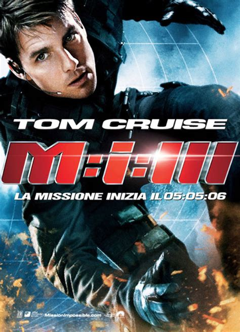 film up leonardo mission impossible 3