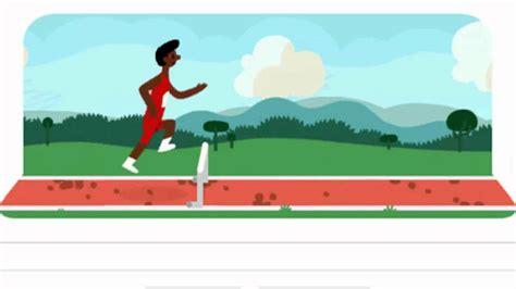 doodle hurdles 2012 hurdles record 10 0 sec doodle