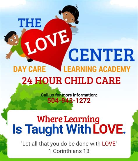 Florida Child Support Number Search The Center Daycare And Preschool Child Care Day Care 2733 Bienville St Mid