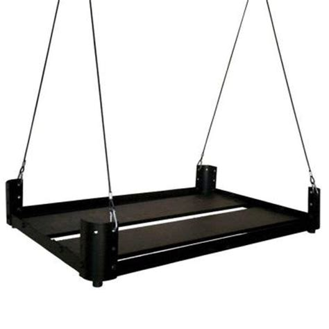 Garage Storage Hoist Platform Garage Gator Storage Platform Accessory For The Garage