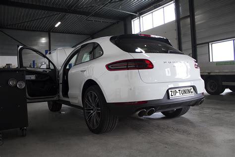 Chiptuning Porsche Macan by Chiptuning Porsche Macan 3 0 V6 Tdi S 258 Ps 2014