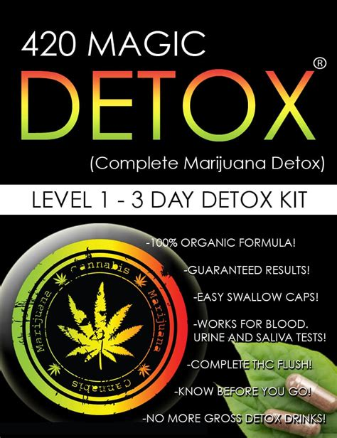 Detox Marijuana From System by Flush Your System Of Marijuana Flush Your System Of Marijuana