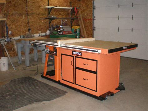 contractor table saw fence upgrade ridgid table saw fence upgrade brokeasshome com
