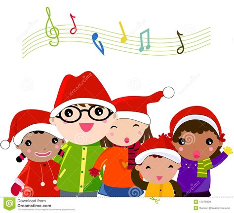 christmas singing clipart 55