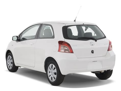 2008 Toyota Reviews 2008 Toyota Yaris Reviews And Rating Motor Trend