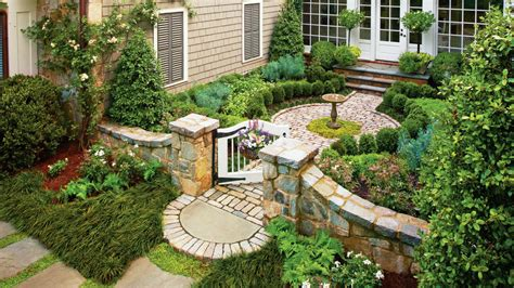 top 28 southern garden ideas shady garden design ideas southern living fall landscaping