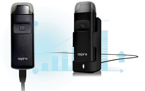 Authentic Aspire 2000mah Portable Charging Dock aspire charger dock genuine