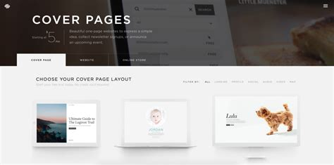 squarespace single page templates a step by step guide for choosing the right squarespace