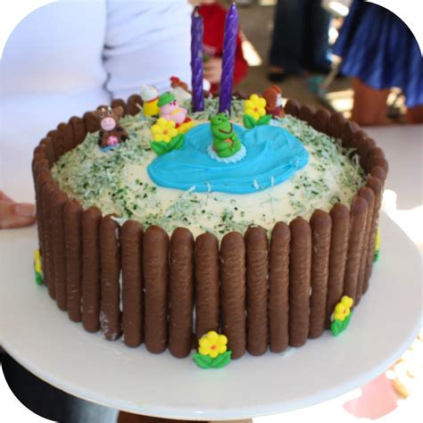 perfect  lovely cakes   kids page